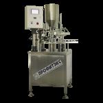 Filling machine for aluminium containers (steralcon)