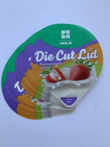 Plastic Die Cut Lid detailed